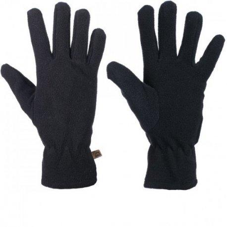 Дамски ръкавици полар Alpine Pro Nola черни - 1