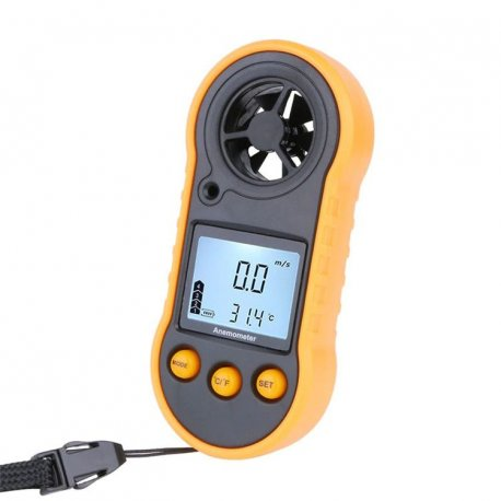 Anemometer mini with protector - 1