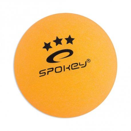 Топчета за тенис на маса Spokey Special оранжеви - 1