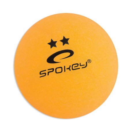Table tennis balls Spokey Skilled orange - 1