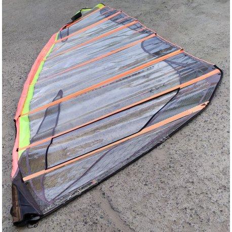 Windsurf sail Tushingham Thunderbird 8.0 0506 - 1