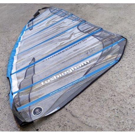 Windsurf sail Tushingham Thunderbird 8.0 198271 - 1