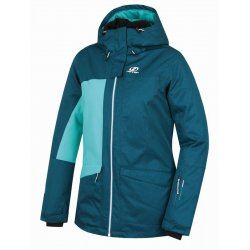 Women's jacket Hannah Rolf deep teal mel