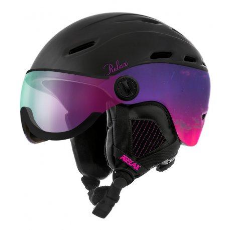 Каска с визьор за ски и сноуборд Relax Prevail Visor RH28C - 1