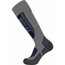 Чорапи Relax за ски и сноуборд с мериносова вълна Extreme RSO32B