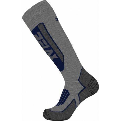 Чорапи Relax за ски и сноуборд с мериносова вълна Extreme RSO32B - 1