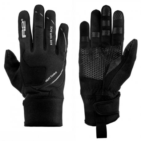 Gloves Relax R2 Thermo Softshell Blizzard ATR03D black - 1