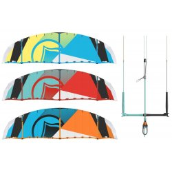 2 kites and vario bar set Liquid Force