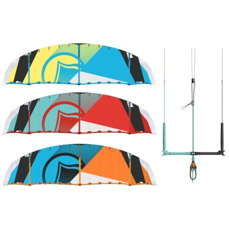 2 kites and vario bar set Liquid Force - 1