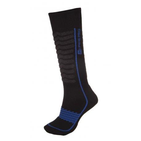 Чорапи за ски и сноуборд с мериносова вълна Alpine Pro Nell 674 - 1