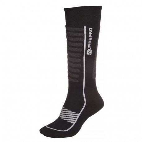 Чорапи за ски и сноуборд с мериносова вълна Nell 773 - 1