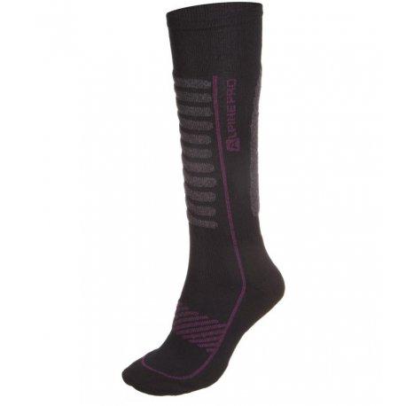 Чорапи Alpine Pro за ски и сноуборд с мериносова вълна Nell 814 - 1