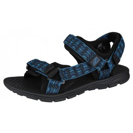 Sandals Hannah Feet Moroccan Blue - 1