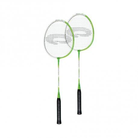 Хилки за федербал комплект Spokey Fit One II зелени - 1