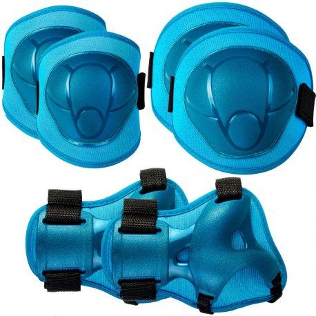 Протектори за колене, лакти и китки Spokey Buffer - 1