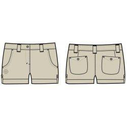 Women's pants Alpine Pro Leonte