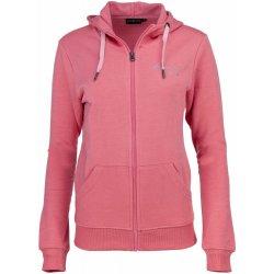 Women's sweatshirt Alpine Pro Alora Pink