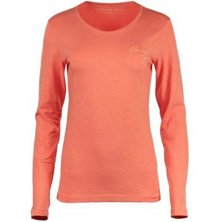 Дамска блуза Alpine Pro Ensla с дълъг ръкав - 1