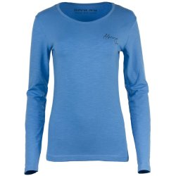 Women's T-shirt Alpine Pro Ensla Blue
