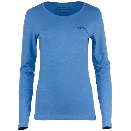 Women's T-shirt Alpine Pro Ensla Blue - 1