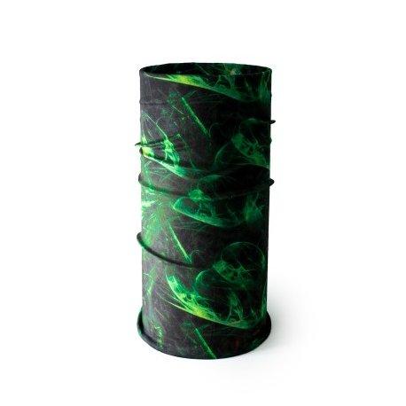Мултифункционална кърпа за глава - 93 зелена - 1