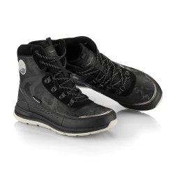 Обувки дамски с мембрана Alpine Pro Luneda черни - 1