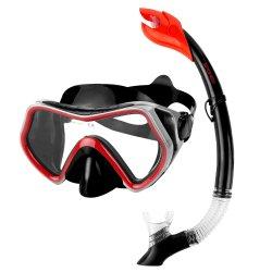 Mask and Snorkel Set Spokey Borneo - 1
