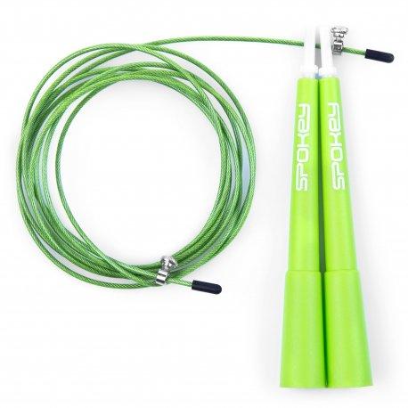 Въже за скачане Spokey Crossfit II 920971 - 1
