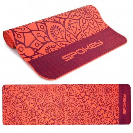 Yoga mat Spokey Mandala 926051 - 1