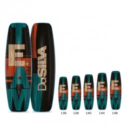 Kite board / Wakeboard DaSilva Team Pro v2 - 1
