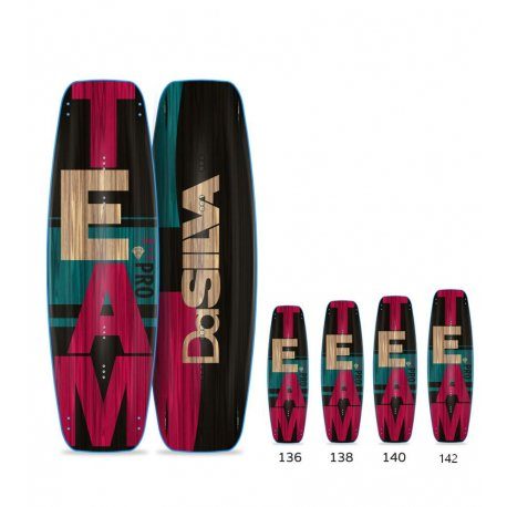 Kite board / Wakeboard DaSilva Team Pro v2 - Woman - 1