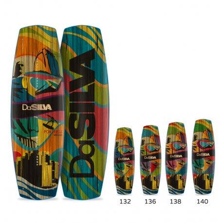 Wakeboard DaSilva Fortress Pro - 1