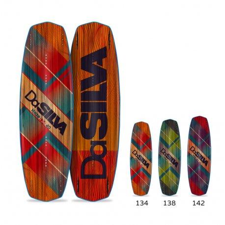 Wakeboard DaSilva Haze - 1