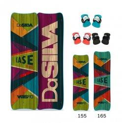 Кайт дъска комплект със страпове DaSilva Ease