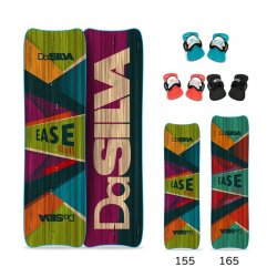 Kite board DaSilva Ease with straps