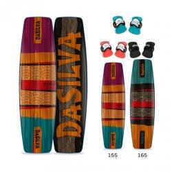 Кайт дъска DaSilva Ronin комплект със страпове