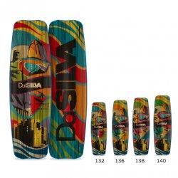 Kiteboard DaSilva Fortress Kite Edition