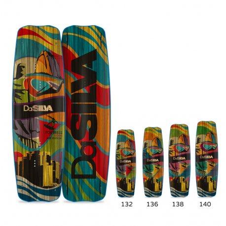 Kiteboard DaSilva Fortress Kite Edition - 1