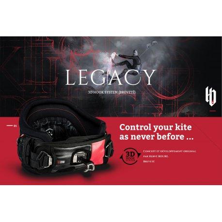 Трапец HB Legacy 3D с въртяща се кука - 1