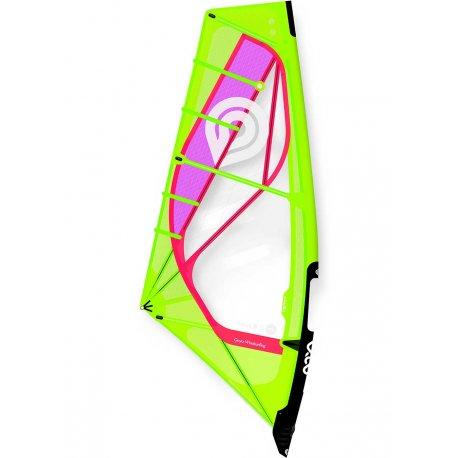 Windsurf sail Goya Fringe Pro 3 Batten - 1