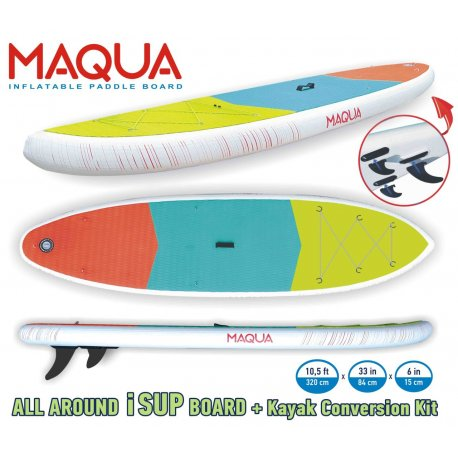 Inflatable SUP / Kayak Maqua Easyride - 1